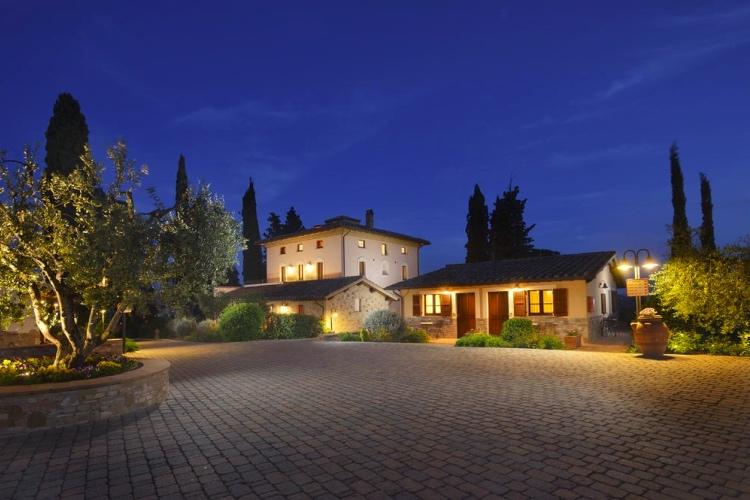 Borgobrufa Resort - Brufa (Perugia area)