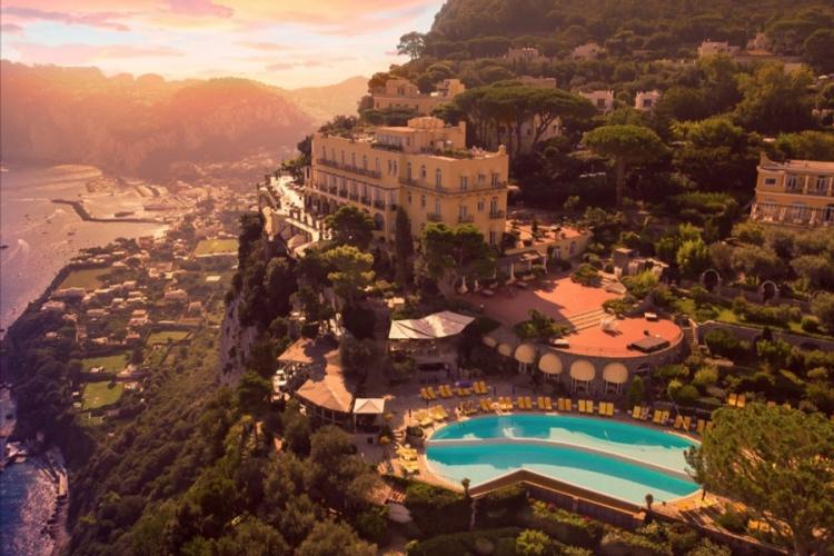 Hotel Caesar Augustus - Capri 🔝