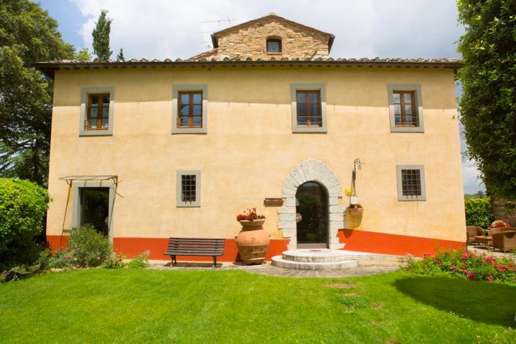 Canonica di Cortine - Barberino Tavernelle