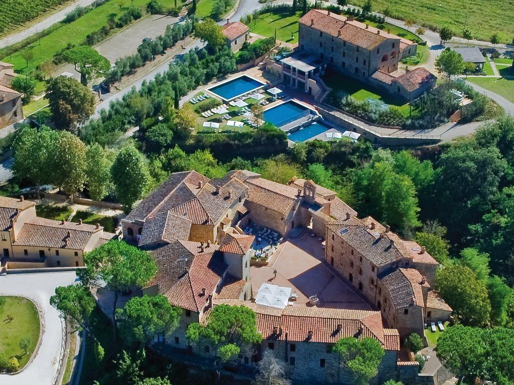 Castel Monastero - Castelnuovo Berardenga