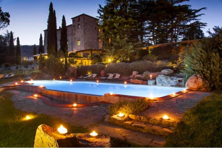 Castello di Spaltenna - Gaiole in Chianti 🏆