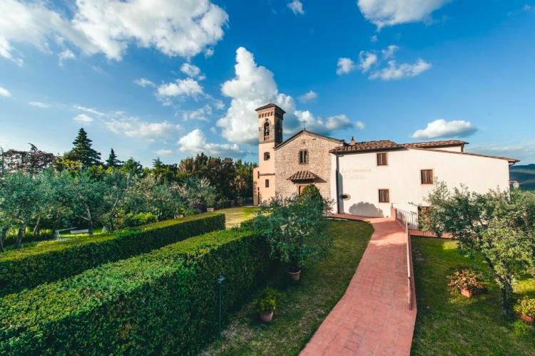 Castello di Vicchiomaggio - Greve in Chianti