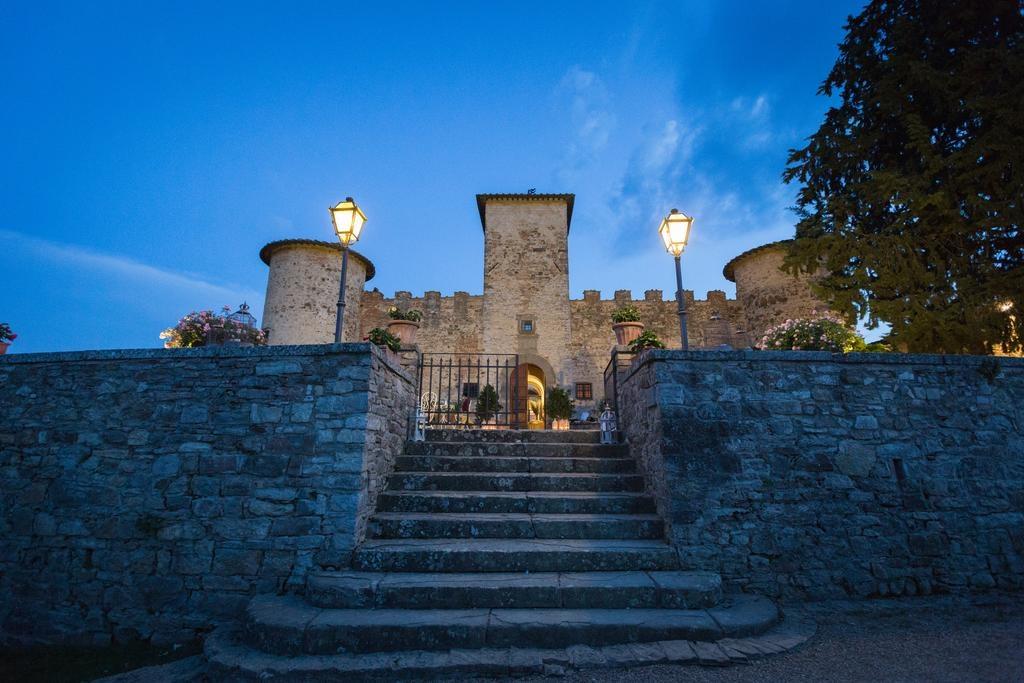 Castello di Gabbiano - Mercatale Val di Pesa (Chianti region)