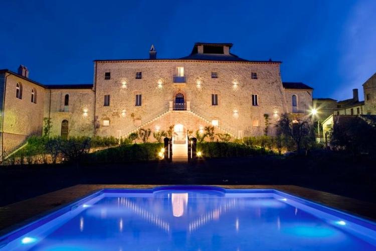 Castello di Montignano - Massa Martana (Todi area)