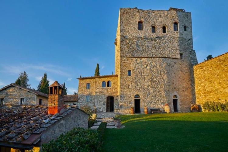 Castello di Tornano - Gaiole in Chianti
