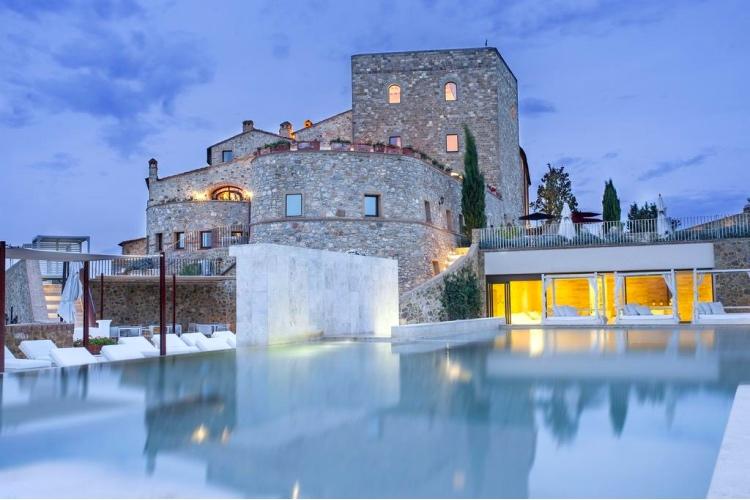 Castello di Velona - Castelnuovo dell'Abate