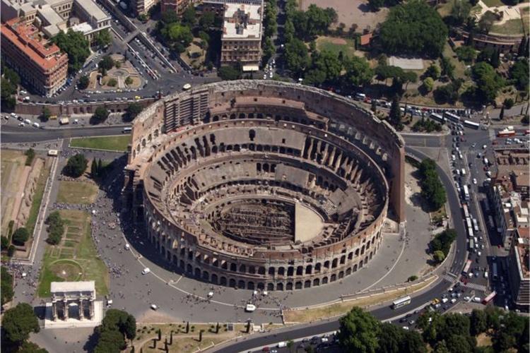 🏆 Top Tiers Colosseum Tour