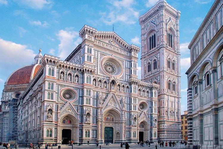 🏆 Florence Walking Tour, David & Duomo