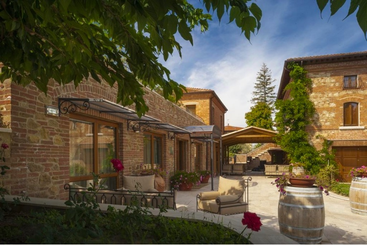 Etruria Resort - Montepulciano