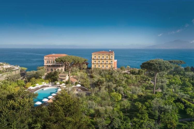 Grand Hotel Excelsior Victoria - Sorrento