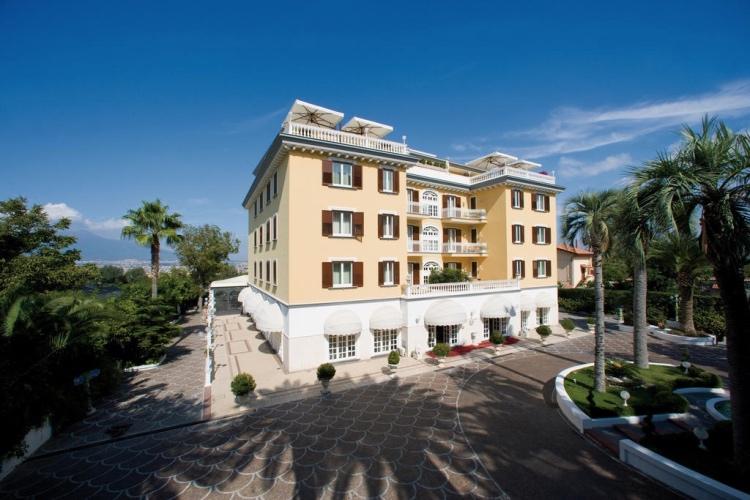 Grand Hotel La Medusa - Castellammare (Gulf of Naples)
