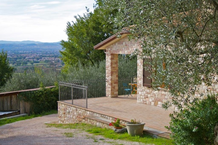 Lavanda e Rosmarino - Assisi