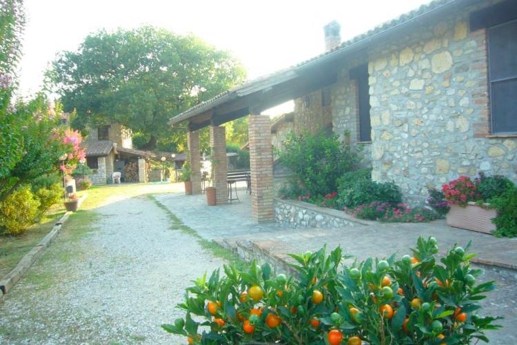 Le Casette - Montecchio (Orvieto area)