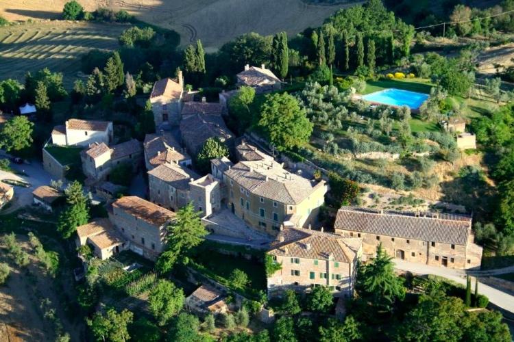Borgo Lucignanello Bandini - San Giovanni d'Asso