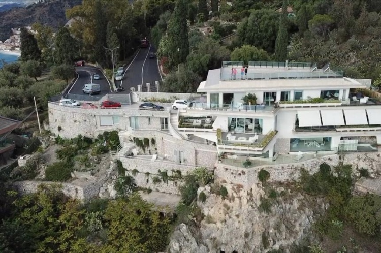 Maison Blanche - Taormina (Catania area)