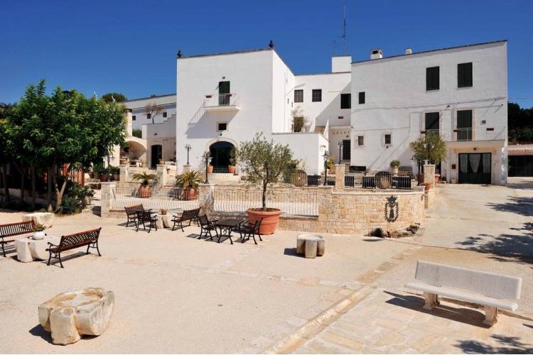 Masseria Torricella - Alberobello