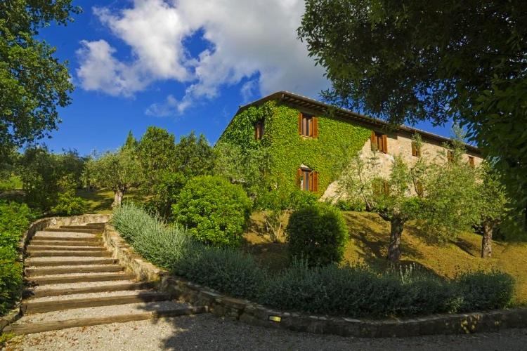 Villa di Monte Solare - Fontignano (Perugia area) 🏆