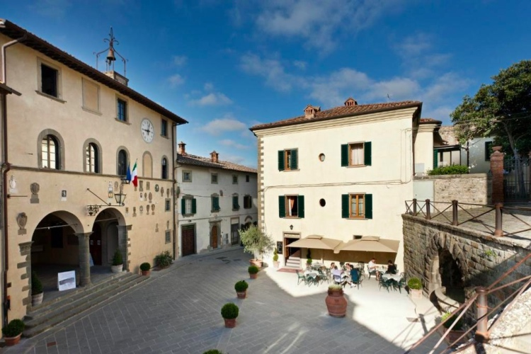 Palazzo San Niccolo' - Radda in Chianti