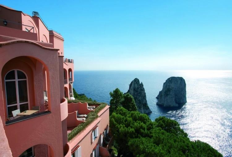 Hotel Punta Tragara - Capri