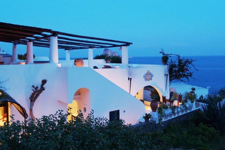 Quartara Hotel - Panarea (Aeolian Islands)