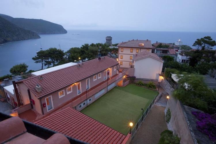 La Mandola Resort - Capraia (Tuscan Islands)