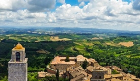 TUSCANY AT ITS BEST