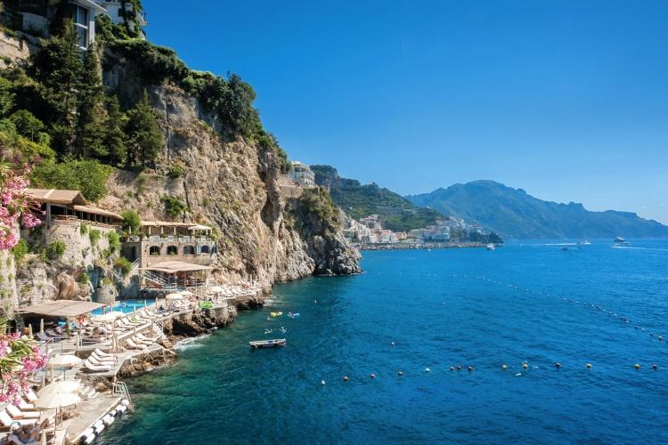 Hotel Santa Caterina - Amalfi