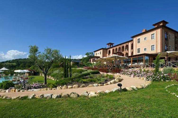 Saturnia Tuscany Hotel - Poggio Murella