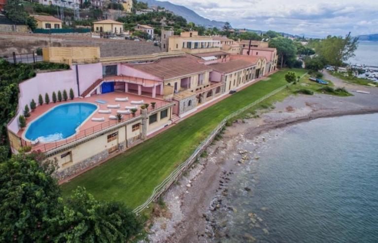 Tonnara Trabia - Trabia (Palermo area)