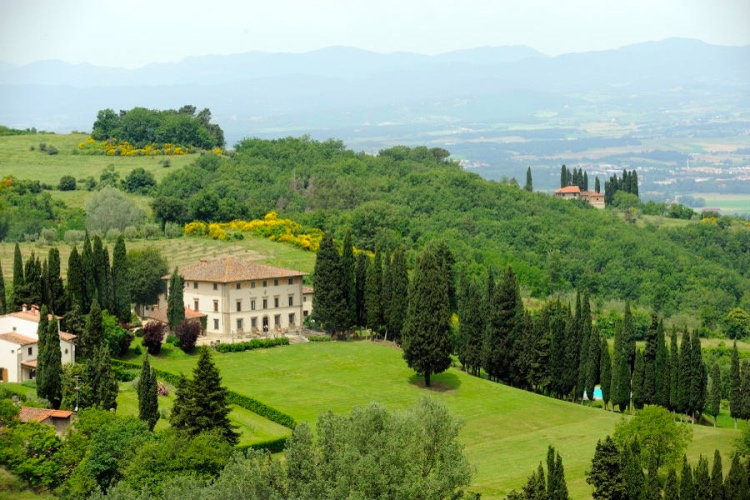 Villa Campestri Olive Oil Resort - Vicchio
