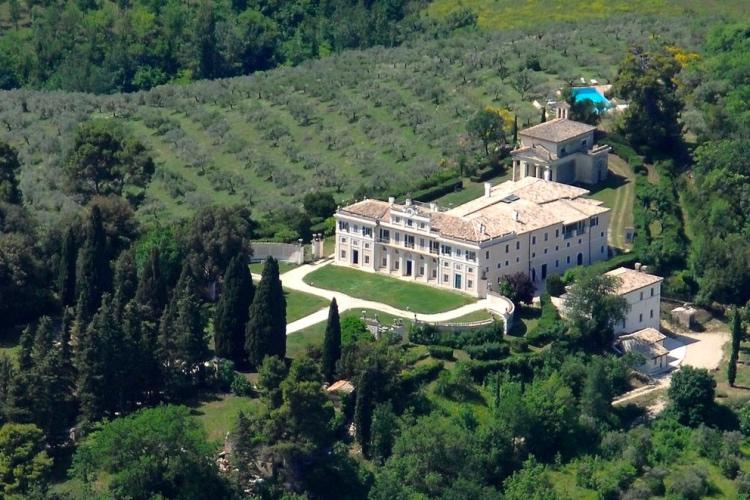 Villa Pianciani - Terraia (Spoleto area)