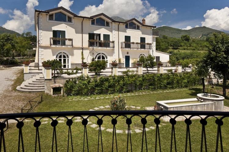 Villa Rizzo - San Cipriano (Salerno area)