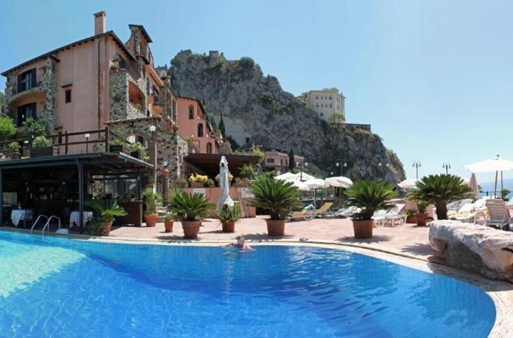 Villa Sonia - Castelmola (Messina area)