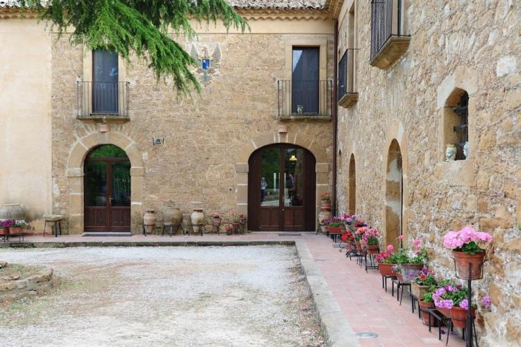 Villa Trigona - Piazza Armerina (Enna area)