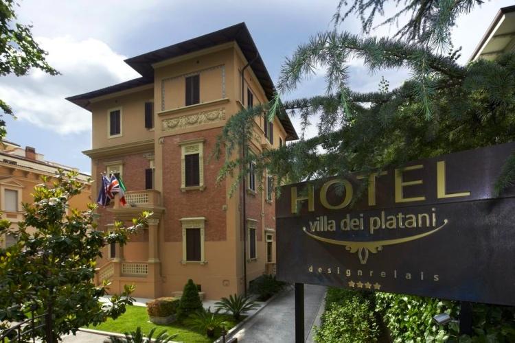 Villa dei Platani - Foligno