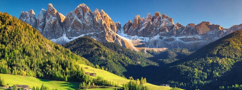 FROM DOLOMITES TO ADRIATIC