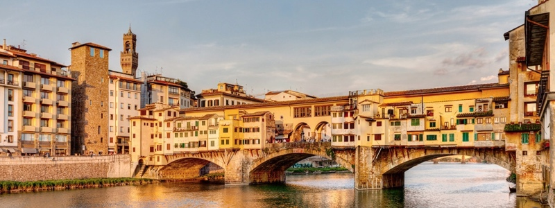 PISA TO FLORENCE (SHORT)