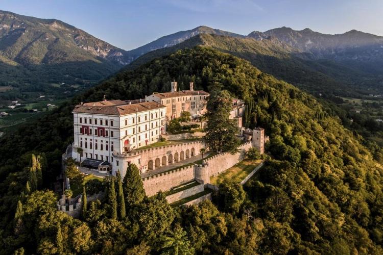 Castel Brando - Cison di Valmarino (Treviso area)