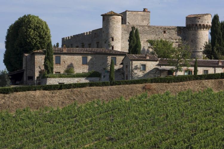 Castello di Meleto - Gaiole in Chianti