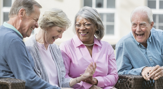 The Many Benefits of Aging in a Community | Simplifying The Market