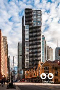 LENSOLOGYARCHITECTURAL.PHOTO - Photos for 48X36 portrait of Chicago Hi Rise for Queensfort Capital, Chicago, IL.