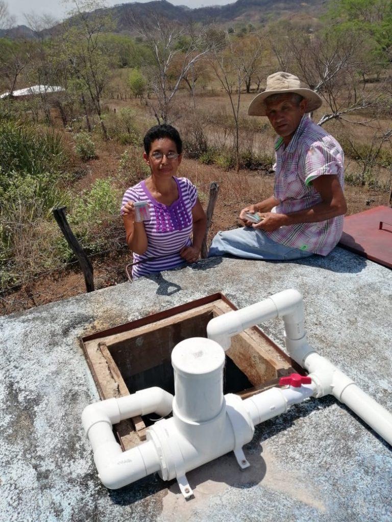 El Sauce Nicaragua chlorinator