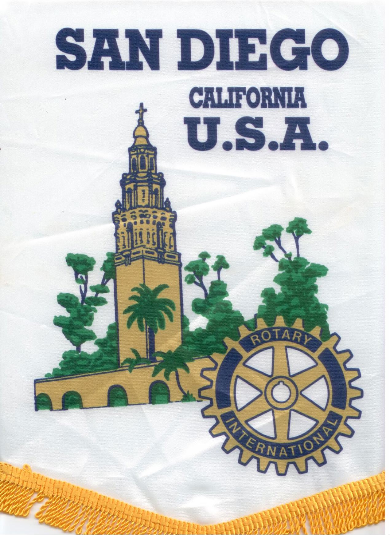 San Diego Rotary