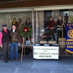 Kate Campbell and Steve Kessler wreath Sale
