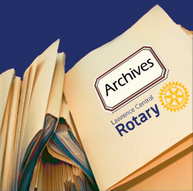 Lawrence Central Rotary Archives