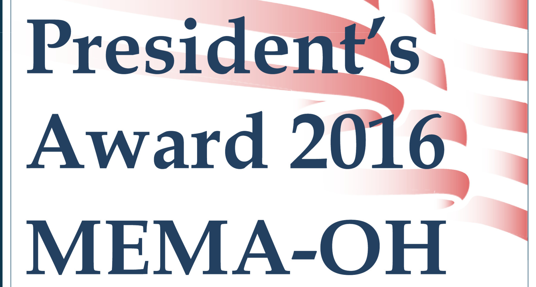 2017 MEMA Presidents Award Winner Video