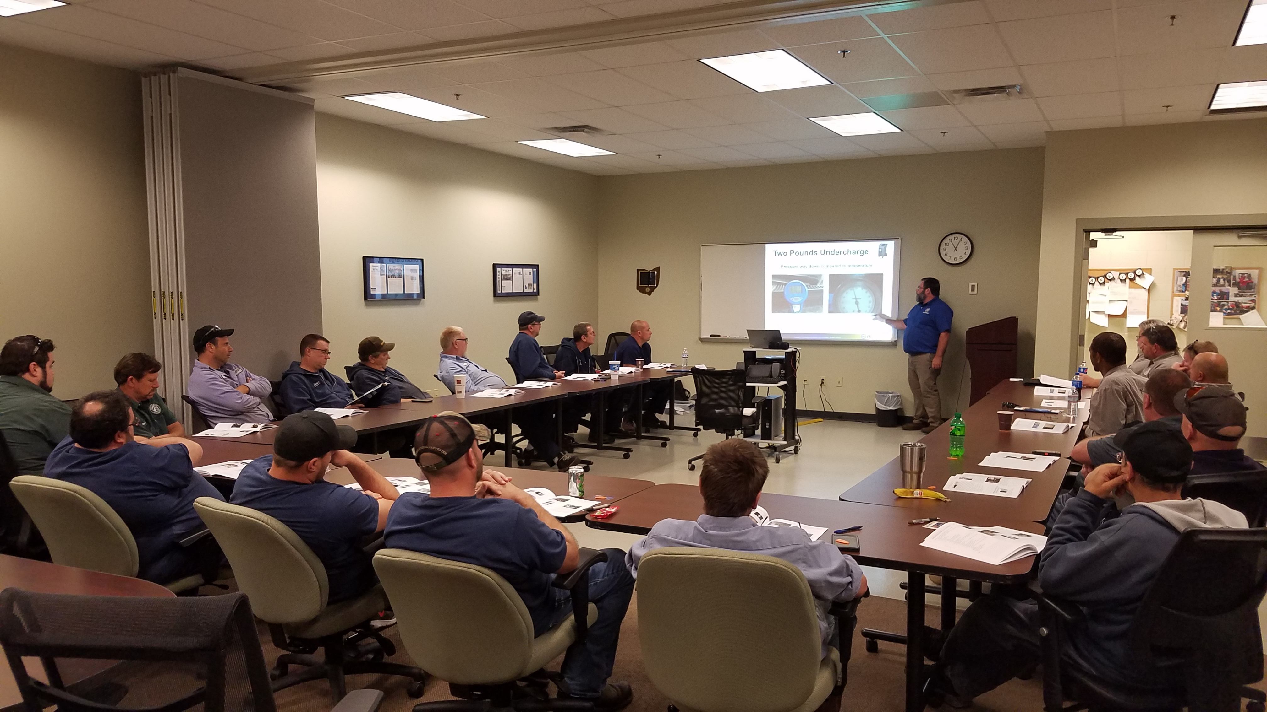 MEMA Ohio hosts AC Training
