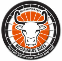 The best friend your bicycle ever had Logo
