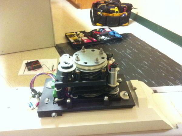 OEC 9600 Collimator Repair