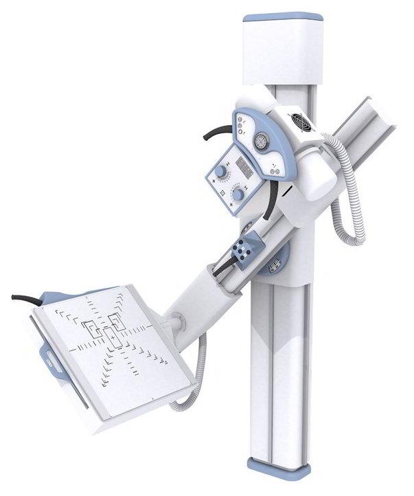Viztek Straight Arm DR X Ray System